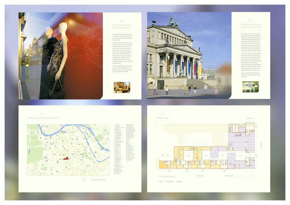 Broschüre Quartier 110