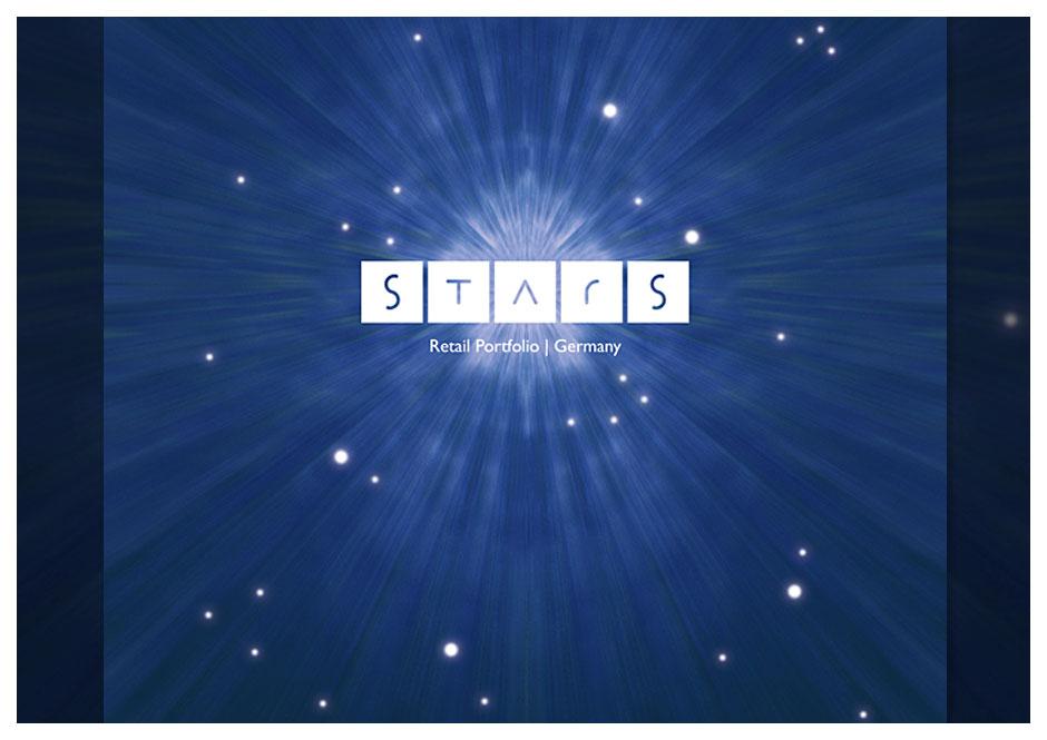King Sturge: Immobilien-Portfolio Stars, Titel (Detail)