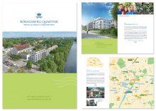 Königsberg Quartier, Broschüre für Eigentumswohnungen