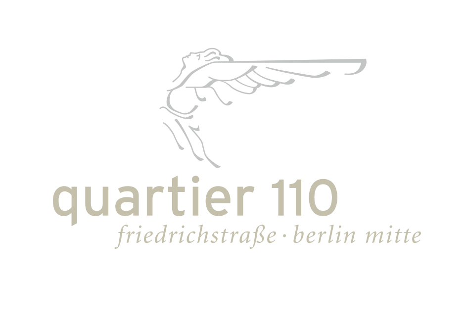 Logo Quartier 110, Berlin